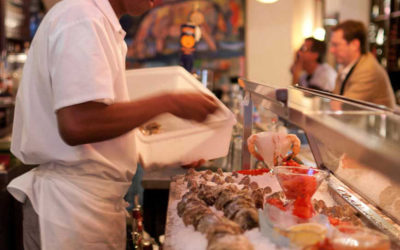 Top 10: Boston's Best Oyster Bars