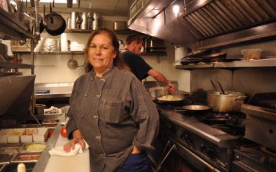 Cape Cod Restaurateur Lends Expertise to Kitchen at NOAH Shelter