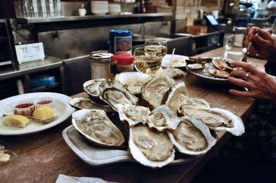 The 6 Best Oyster Bars In The US Right Now