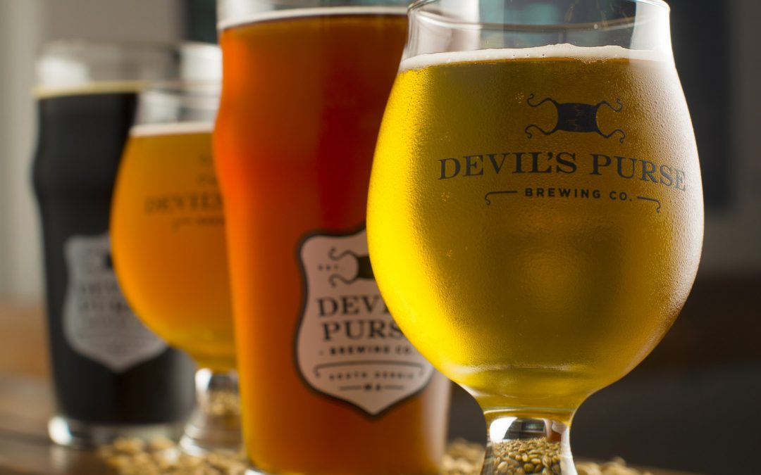 Devils Purse Brewing Co. Five Course Pairing Dinner